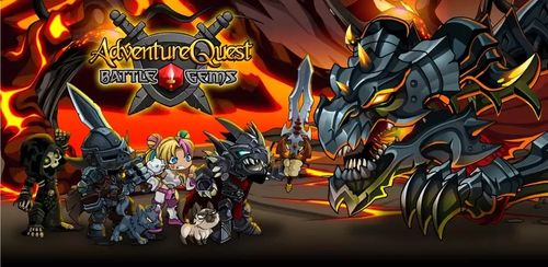 Battle Gems (AdventureQuest) v1.2.18 + data