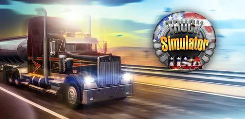 بازی شبیه ساز کامیون Truck Simulator USA 1.7.0
