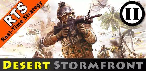 Desert Stormfront – RTS v1.0.25