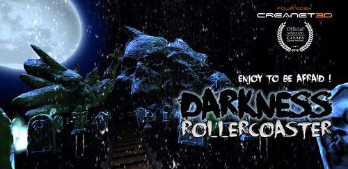 DARKNESS ROLLERCOASTER – VR – CARDBOARD v4.2.2 + data