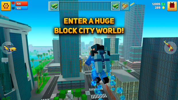Block City Wars v6.7.1 + data