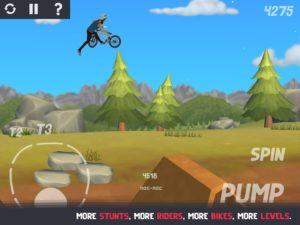 تصویر محیط Pumped BMX 3 v1.0.4