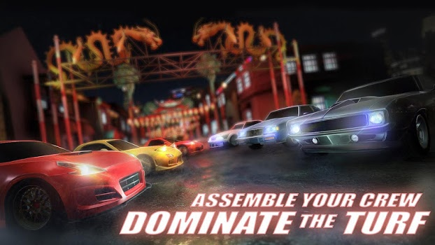 Racing Rivals v6.2.0 + data