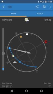 تصویر محیط ISS Detector Pro v2.03.60 build 3004600