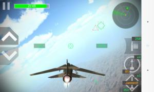 تصویر محیط Strike Fighters v2.11.3 + data