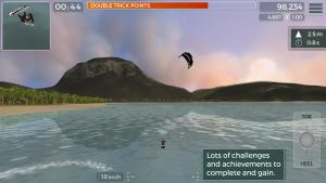 تصویر محیط Kiteboard Hero v1.3.2