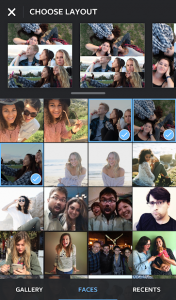 تصویر محیط Layout from Instagram: Collage v1.3.11