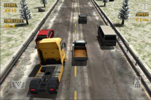 تصویر محیط Traffic Racer v3.3 build 338