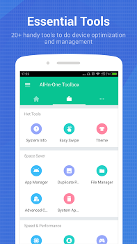 All-In-One Toolbox: Cleaner, Booster, App Manager pro v8.1.5.3