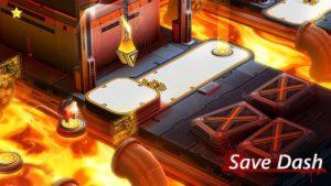 تصویر محیط Save Dash v1.11