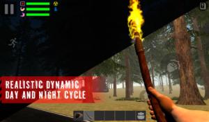 تصویر محیط The Survivor: Rusty Forest v1.2.7 + data