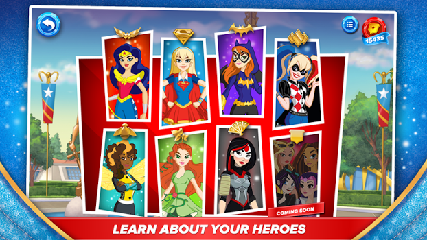 DC Super Hero Girls™ v1.9.0