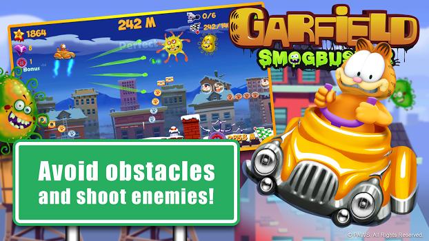 Garfield Smogbuster v1