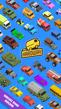 Hardway – Endless Road Builder v0.0.48
