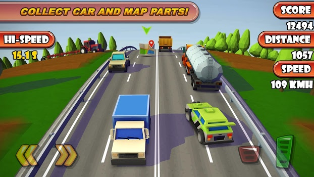Highway Traffic Racer Planet v1.5