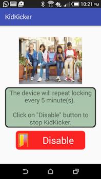KidKicker Pro parental control v1.0