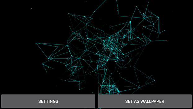 Particle Plexus Live Wallpaper v1.0
