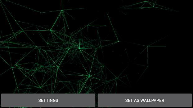 Particles Plexus FX Wallpaper v1.0.5