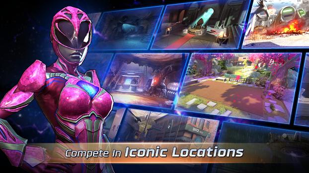 Power Rangers: Legacy Wars v2.5.2