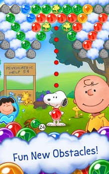 Snoopy Pop – Free Match, Blast & Pop Bubble Game v1.25.003