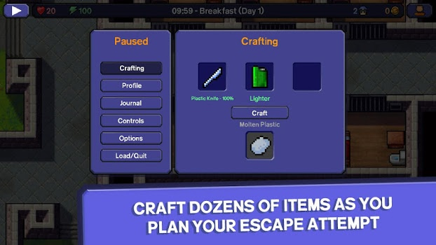 The Escapists v1.1.1