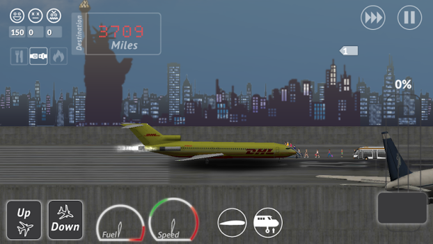 Transporter Flight Simulator v3.4