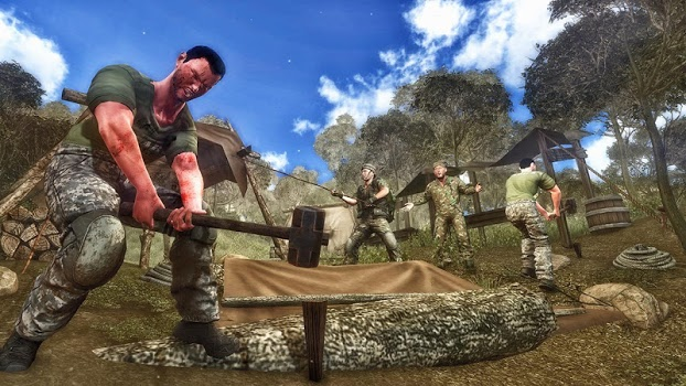US Army Survival Training v1.2