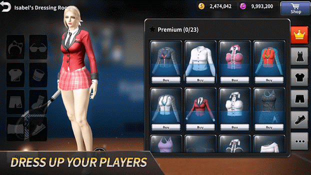 Ultimate Tennis v2.16.2625