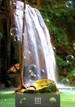 Waterfall Pro Live Wallpaper v3.0