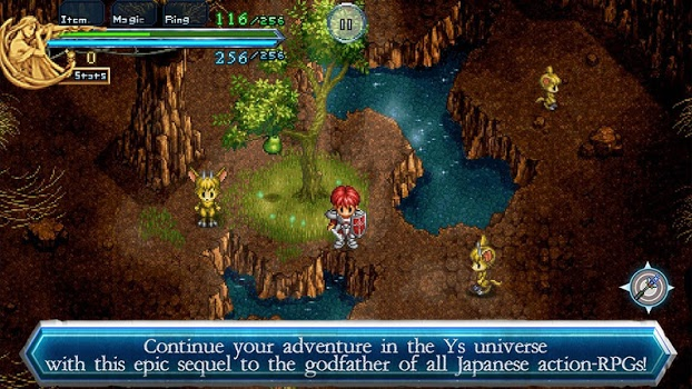 Ys Chronicles II v1.0.3 + data