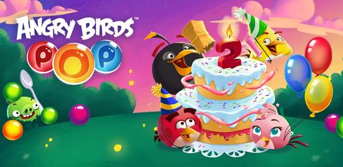 Angry Birds POP Bubble Shooter v3.75.0