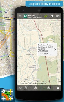 Locus Map Pro – Outdoor GPS navigation and maps v3.28.1