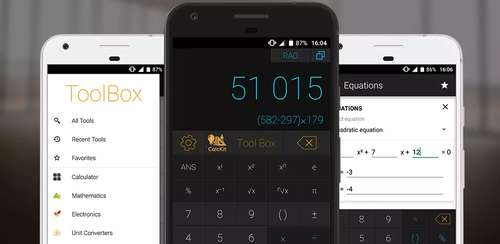 CalcKit: All-in-One Calculator v2.3.0