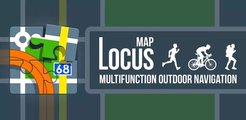 Locus Map Pro – Outdoor GPS navigation and maps v3.47.1