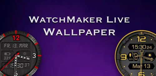 WatchMaker Live Wallpaper v1.3.3