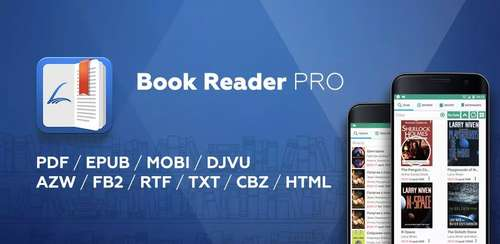 Librera PRO: Leading book reader and PDF v7.10.41