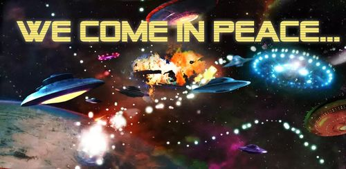WE COME IN PEACE… v1.0.7