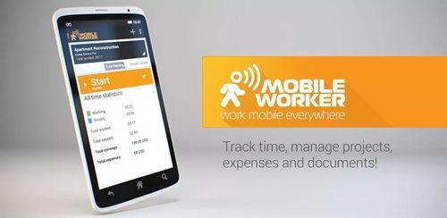 Mobile Worker – Time tracker FULL v5.2.6