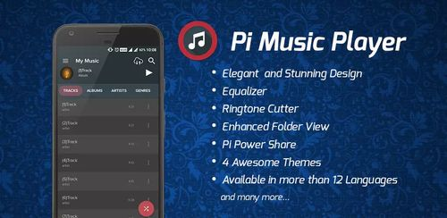 Pi Music Player FULL v2.4.5