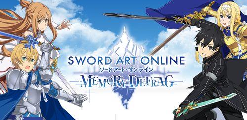 SWORD ART ONLINE:Memory Defrag v1.42.3