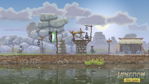 تصویر محیط Kingdom: New Lands v1.3.3