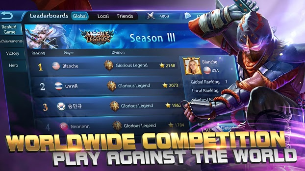 Mobile Legends: Bang bang v1.3.44.3601
