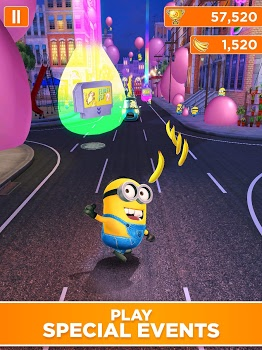 Minion Rush: Despicable Me Official Game v6.3.0i