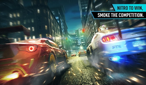 Need for Speed™ No Limits v2.10.1 + data