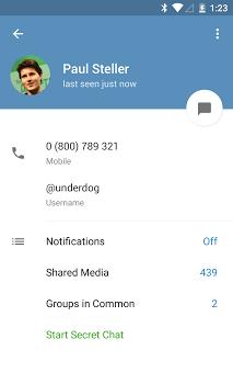 Telegram v4.1.1