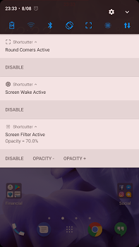 Shortcutter – Quick Settings​ & Sidebar v6.1.7