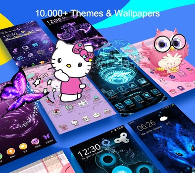 CM Launcher 3D – Theme,wallpaper,Secure,Efficient v5.11.0