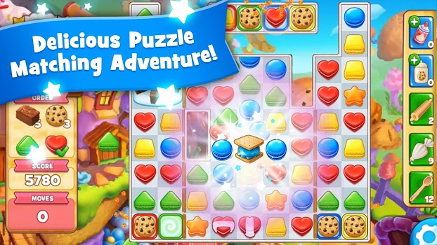 Cookie Jam – Match 3 Games & Free Puzzle Game v7.70.109