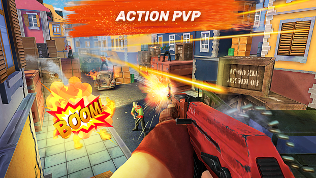 Guns of Boom – Online Shooter v4.9.2