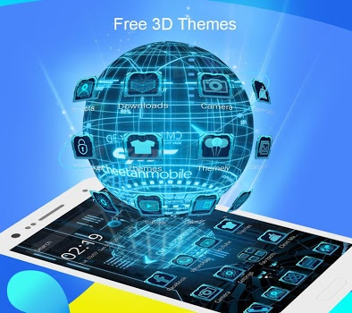 CM Launcher 3D – Theme,wallpaper,Secure,Efficient v5.19.2
